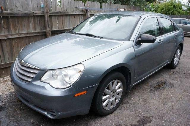2010 CHRYSLER SEBRING TOURING 4DR SEDAN deep water blue pearlcoat 99 point safety inspection