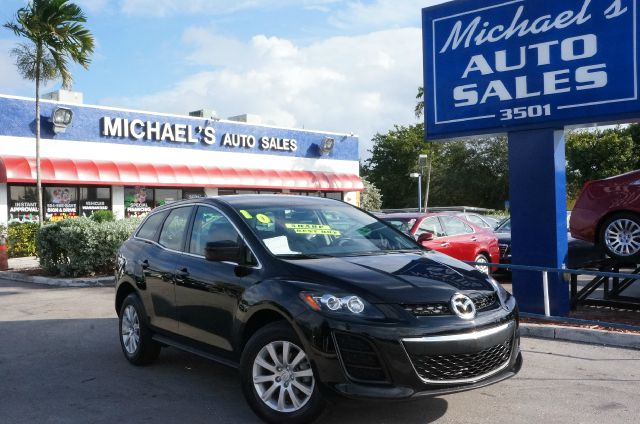 2010 MAZDA CX-7 I SPORT black cherry mica put down the mouse because this 2010 mazda cx-7 is the s
