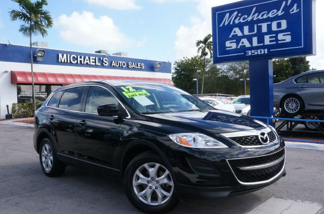 2012 MAZDA CX-9 TOURING brilliant black clearcoat 99 point safety inspection automatic a