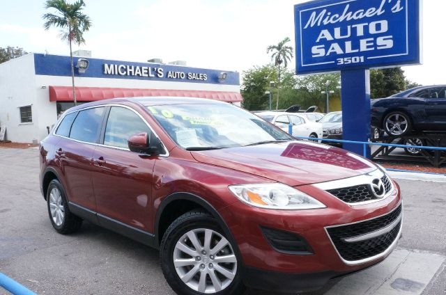 2010 MAZDA CX-9 TOURING copper red mica 99 point safety inspection automatic clean car