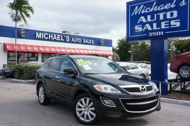 2010 MAZDA CX-9 GRAND TOURING brilliant black clearcoat if you want an amazing deal on an amazing
