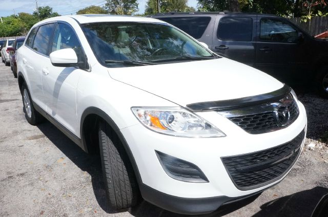 2010 MAZDA CX-9 GRAND TOURING crystal white pearl mica awd 99 point safety inspection auto