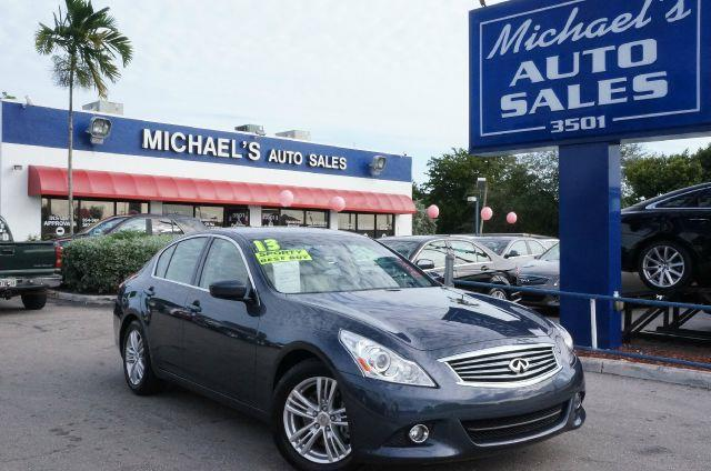 2013 INFINITI G37 37 JOURNEY smoky quartz call now 1-888-457-0423 free autocheck  carfax report