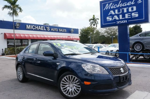 2012 SUZUKI KIZASHI SE deep sea blue metallic 99 point safety inspection automatic and