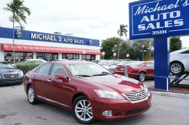 2010 LEXUS ES 350 350 matador red mica dont pay too much for the beautiful car you wantcome on