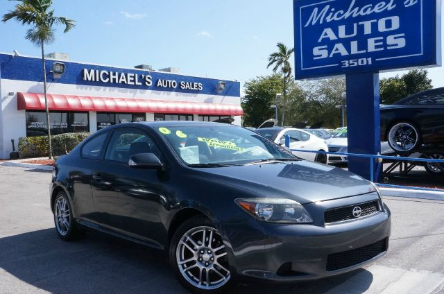 2006 SCION TC BASE nautical blue metallic 99 point safety inspection automatic clean c