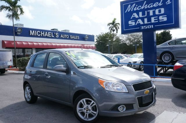 2011 CHEVROLET AVEO5 2LT medium gray 99 point safety inspection automatic clean carfax