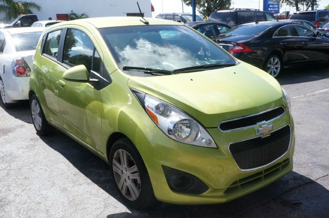 2013 CHEVROLET SPARK LS AUTO jalapeno metallic 99 point safety inspection automatic cl