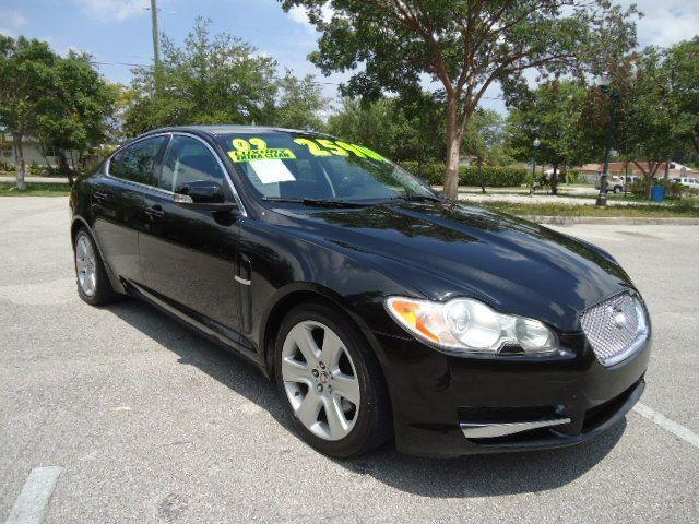 2009 JAGUAR XF LUXURY ebony jaguar has done it again there are used cars and then there are cars