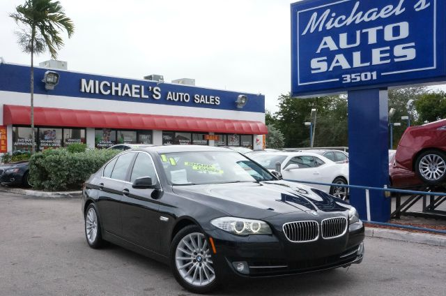 2011 BMW 5 SERIES 535I carbon black metallic take your hand off the mouse because this 2011 bmw 5