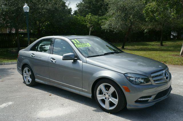 2011 MERCEDES-BENZ C-CLASS C300 LUXURY SEDAN palladium silver metallic call now 1-866-717-9571