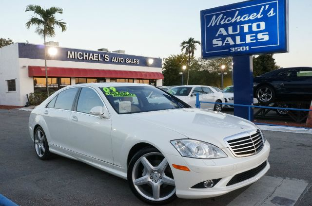 2009 MERCEDES-BENZ S-CLASS S550 arctic white savannacashmere wamg premium leather upholstery