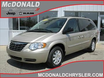 2005 Chrysler Town and Country for sale in Clare, MI