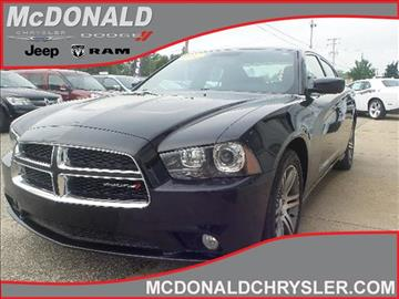 2013 Dodge Charger for sale in Clare, MI