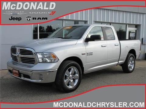 2017 RAM Ram Pickup 1500 for sale in Clare, MI