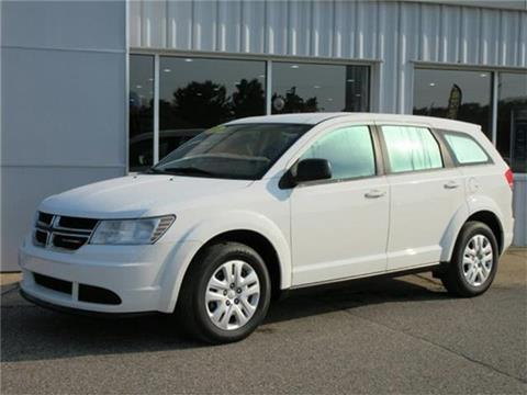 2015 Dodge Journey for sale in Clare, MI