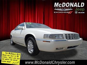 1995 Cadillac Eldorado for sale in Clare, MI