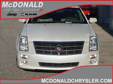 2009 Cadillac STS for sale in Clare, MI