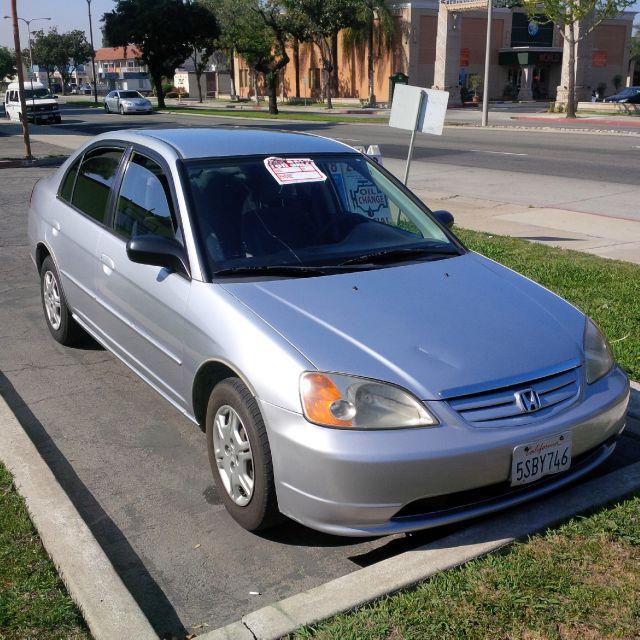 Sam Swope Honda >> Used 2002 Honda Civic for sale - Carsforsale.com