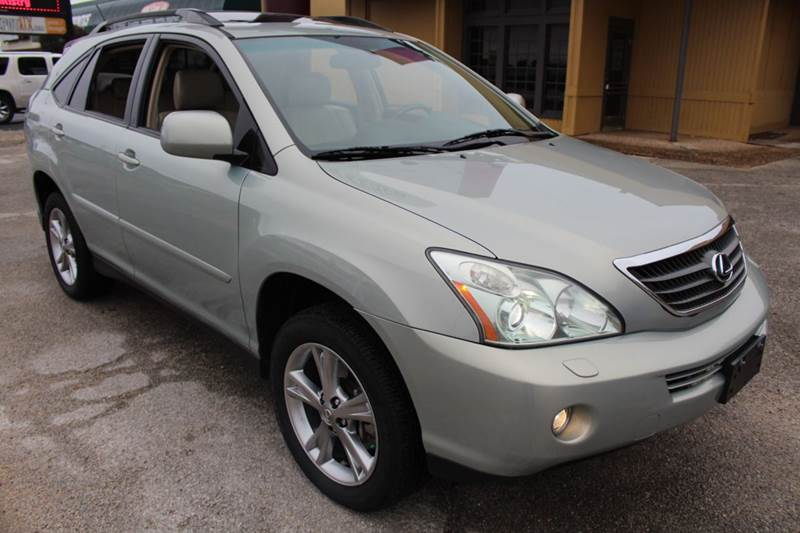2006 lexus rx 400h awd 4dr suv in austin tx austin. Black Bedroom Furniture Sets. Home Design Ideas