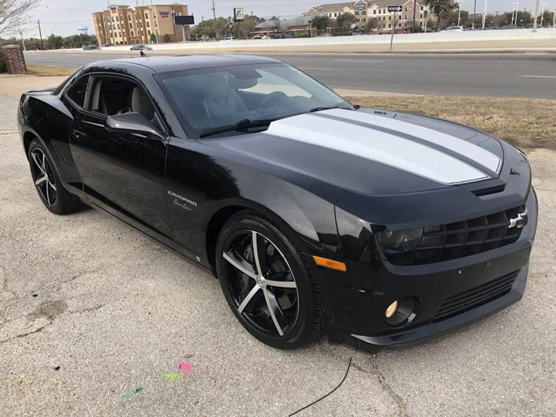 2010 Chevrolet Camaro Ss 2dr Coupe W2ss In Austin Tx Austin