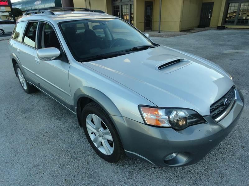 2005 subaru outback 2 5 xt awd 4dr turbo wagon in austin tx austin direct auto sales. Black Bedroom Furniture Sets. Home Design Ideas