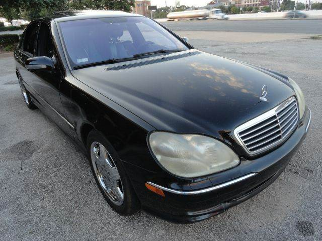 Used 2001 Mercedes Benz S Class S55 Amg In Austin Tx At