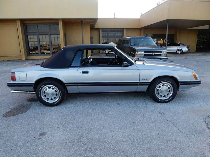 Bb Auto Sales >> 1983 Ford Mustang GLX 2dr Convertible In Austin TX - Austin Direct Auto Sales