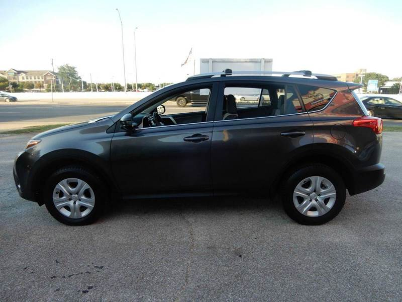 2014 toyota rav4 le 4dr suv in austin tx austin direct auto sales. Black Bedroom Furniture Sets. Home Design Ideas