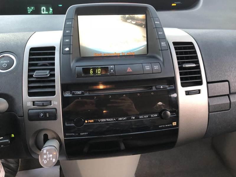 2007 Toyota Prius Touring 4dr Hatchback In Austin Tx Direct Rhaustindirectautosales: 2007 Prius Satellite Radio At Gmaili.net