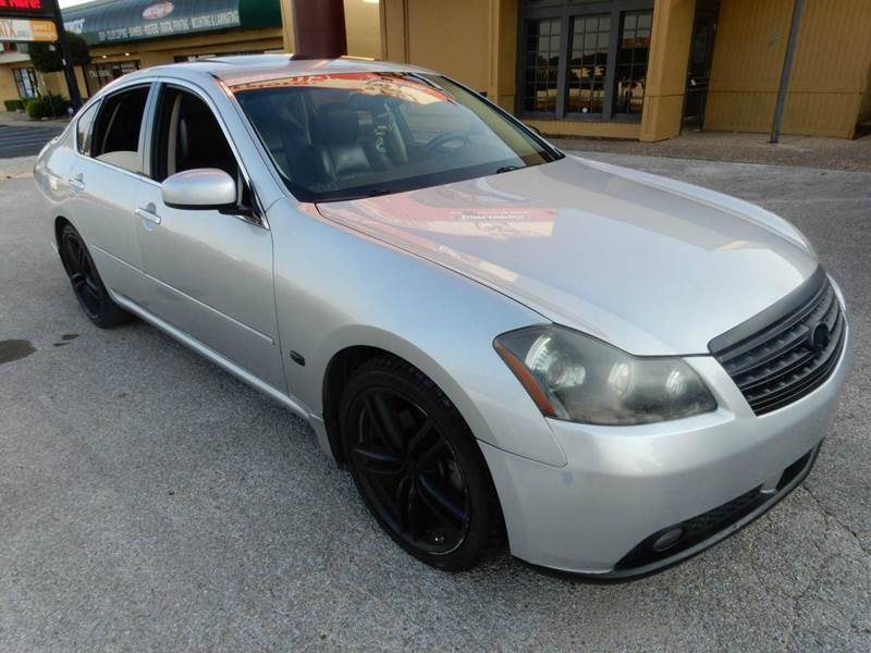 2006 infiniti m35 sport 4dr sedan in austin tx austin. Black Bedroom Furniture Sets. Home Design Ideas