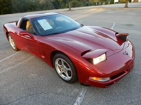 2000 Chevrolet Corvette for sale in Austin, TX