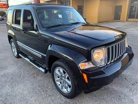 2010 Jeep Liberty for sale in Austin, TX