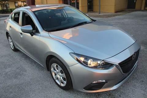 Used 2015 Mazda Mazda3 For Sale In Texas