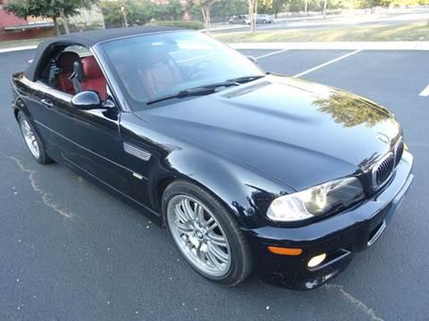 2002 BMW M3 for sale in Austin, TX