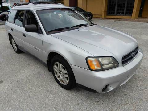 2004 Subaru Outback for sale in Austin, TX