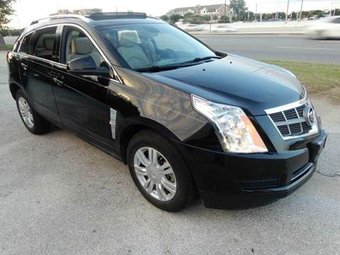 2012 Cadillac SRX for sale in Austin, TX