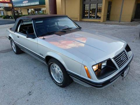 1983 Ford Mustang for sale in Austin, TX