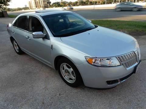 2012 Lincoln MKZ Hybrid for sale in Austin, TX