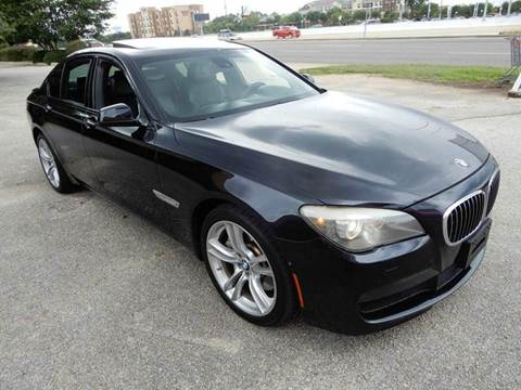 Bmw 7 series for sale in austin tx for Austin rising fast motor cars