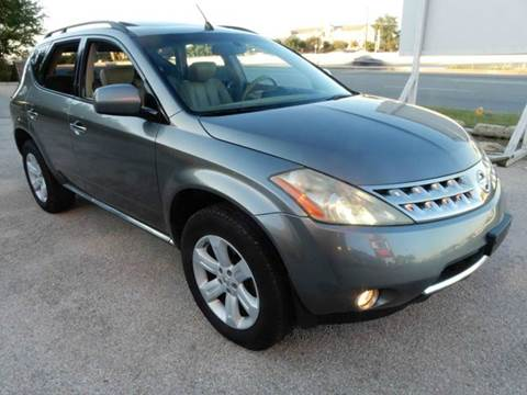 2006 Nissan Murano for sale in Austin, TX