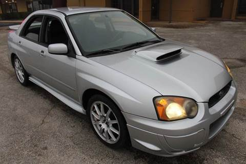 2004 Subaru Impreza for sale in Austin, TX