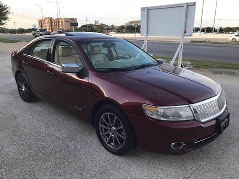 Lincoln for sale in austin tx for Austin rising fast motor cars