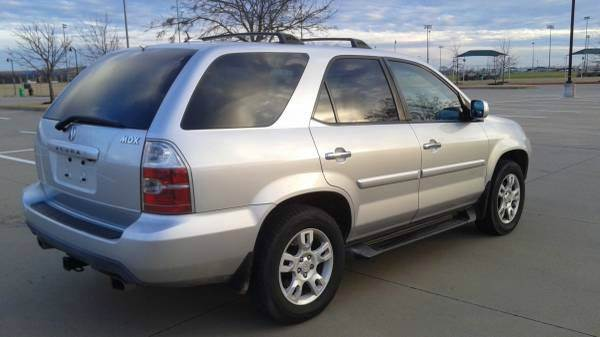 2006 acura mdx awd touring 4dr suv w navi in lewisville tx. Black Bedroom Furniture Sets. Home Design Ideas
