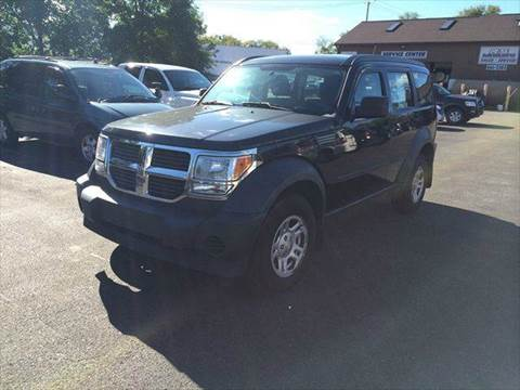 2008 Dodge Nitro for sale in Little Valley NY