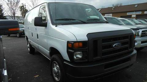 2013 Ford E-Series Cargo for sale in Little Valley, NY