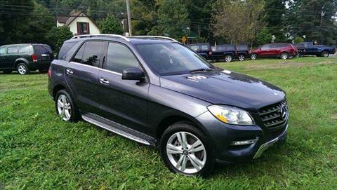 2013 Mercedes Benz ML350 For Sale In Little Valley, NY