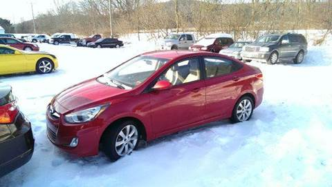 2012 Hyundai Accent for sale in Little Valley NY