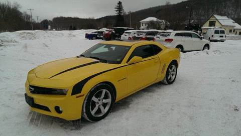 2011 Chevrolet Camaro for sale in Little Valley NY