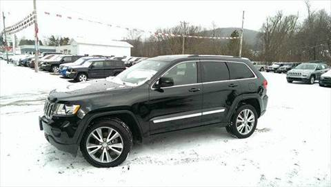 2013 Jeep Grand Cherokee for sale in Little Valley, NY